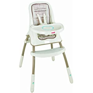 fisher price grow with me high chair bunny