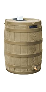 rain barrel harvest cistern water
