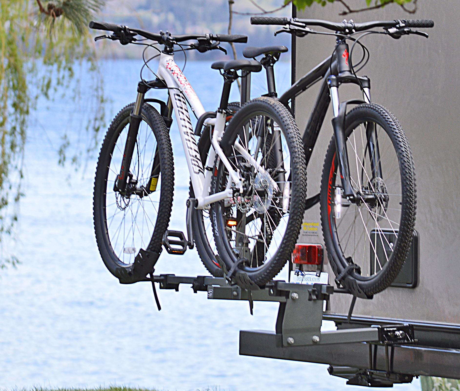 Bike Camper Trailer Amazoncom Swagman Bicycle Carriers Non Folding Bike Dispatch
