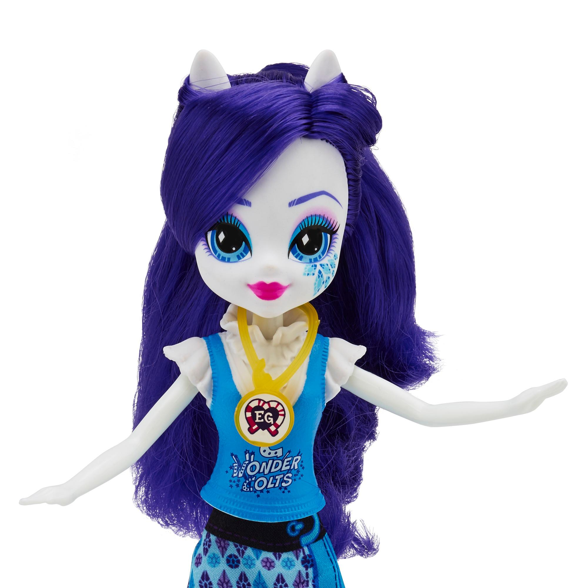 Amazon My Little Pony Equestria Girls Rarity Friendship Games