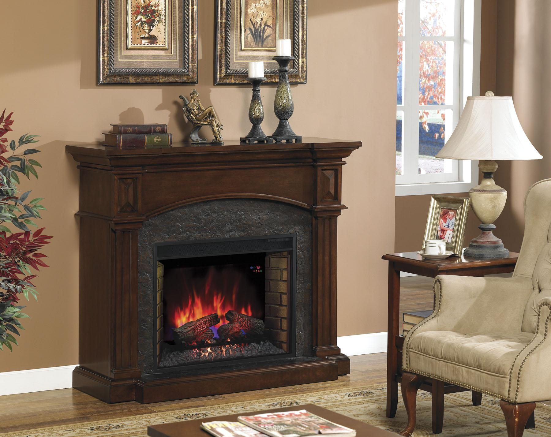 amazon com classicflame 28wm4311 c259 toledo wall fireplace