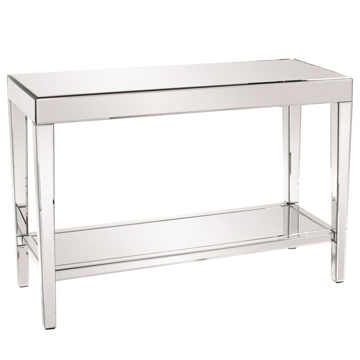 Howard Elliott 11096 Mirrored Console Table