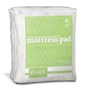 Amazon Com Exceptionalsheets Plush Full Mattress Topper
