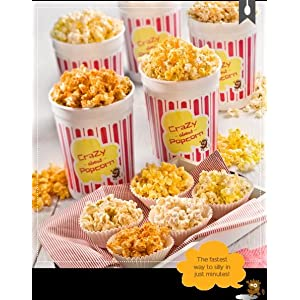 Pine Valley Foods Cheddar Cheese Popcorn Kit: Amazon.com ...