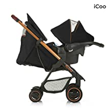 The most luxurious travel system.