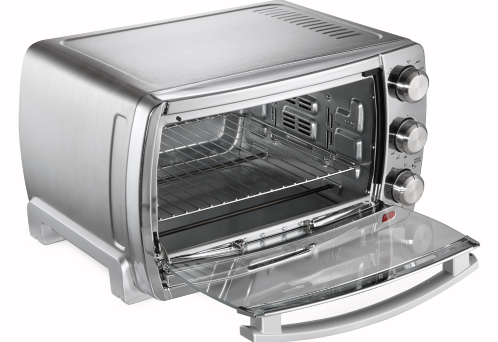 Oster Large Countertop Convection Oven Black : View larger