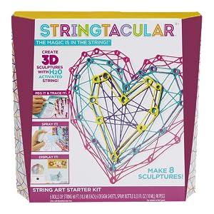 stringtacular, arts & crafts, arts and crafts