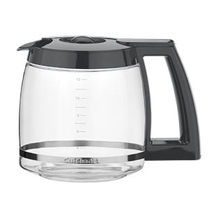 Amazon.com: Cuisinart DCC-3200 14-Cup Glass Carafe with Stainless Steel Handle Programmable ...