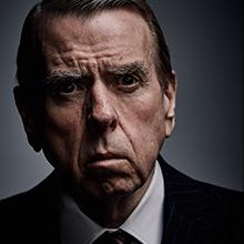 david irving, timothy spall, denier, books, harry potter, sweeney todd, alice, enchanted, changeover