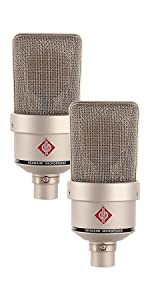 TLM-103/ZST Stereo Microphone Pair