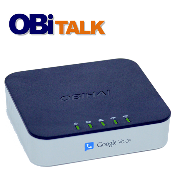 Amazon Com Obi202 Voip Phone Adapter With Router 2 Phone