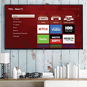 TCL 32S3800 32-Inch - Roku Smart LED TV