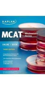 Barrons, Princeton Review, McGraw Hill, Association of American Medical Colleges, AAMC