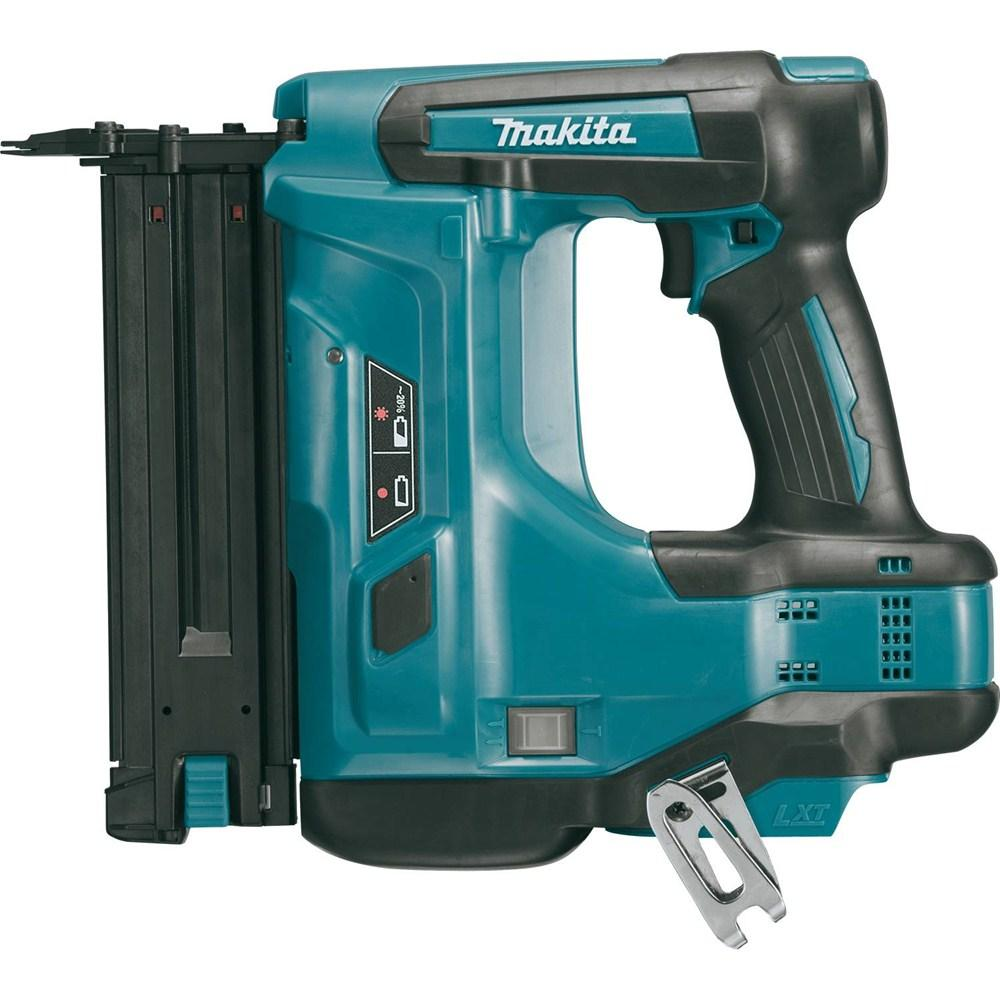 makita xnb01z 18v lxt lithium ion cordless 2 brad nailer. Black Bedroom Furniture Sets. Home Design Ideas