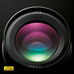 Panasonic H-ES12060 - Leica Lens