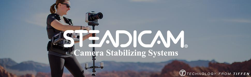 Steadicam Camera Stabilizing Systems the one and only Steadicam