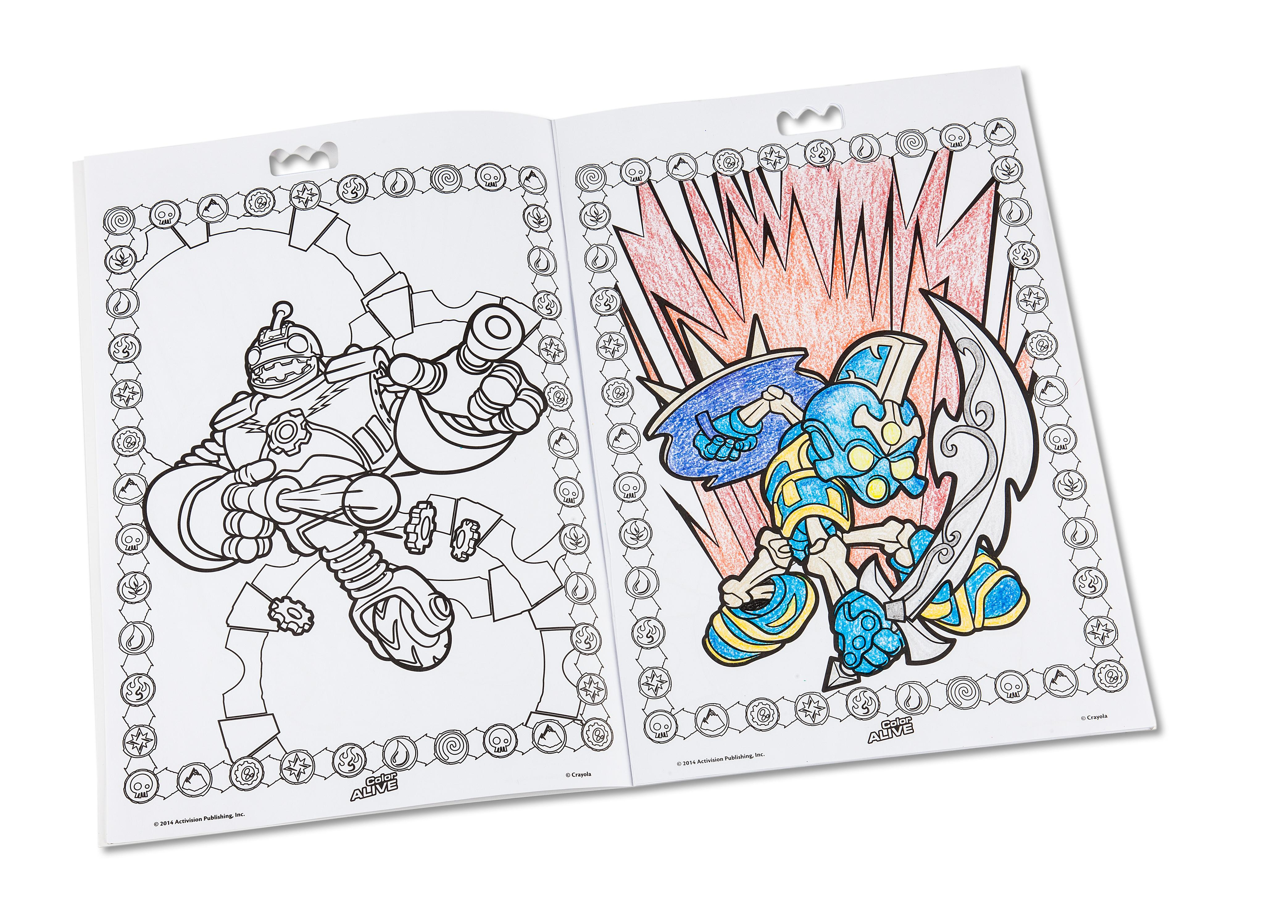 amazon com crayola color alive action coloring pages combo set