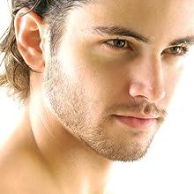 ER-GB60-K Safely Trims on Sensitive Skin