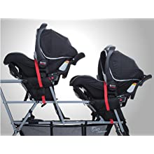triple stroller car seat compatible strollers 2017. Black Bedroom Furniture Sets. Home Design Ideas