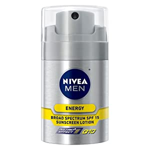 moisturizer, energy, NIVEA MEN