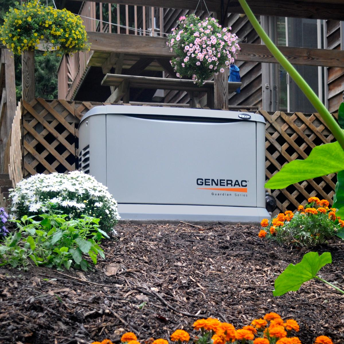 Amazon Com Generac 6551 Guardian Series 22kw Air Cooled