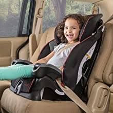 Evenflo, Maestro, Booster Car Seat