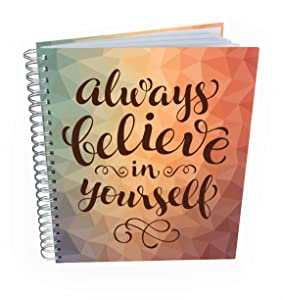 Hardcover Planner by Tools4Wisdom