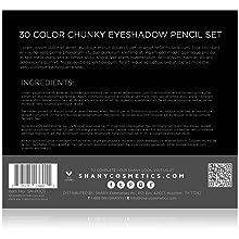 Multi-Use Chunky Pencils for Eye Shadow, Eyeliner, Lip Liner, Lipstick
