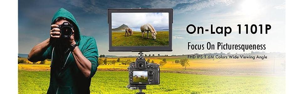 1101p camera monitor