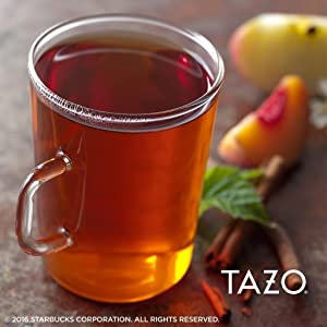 Tea from Tazo