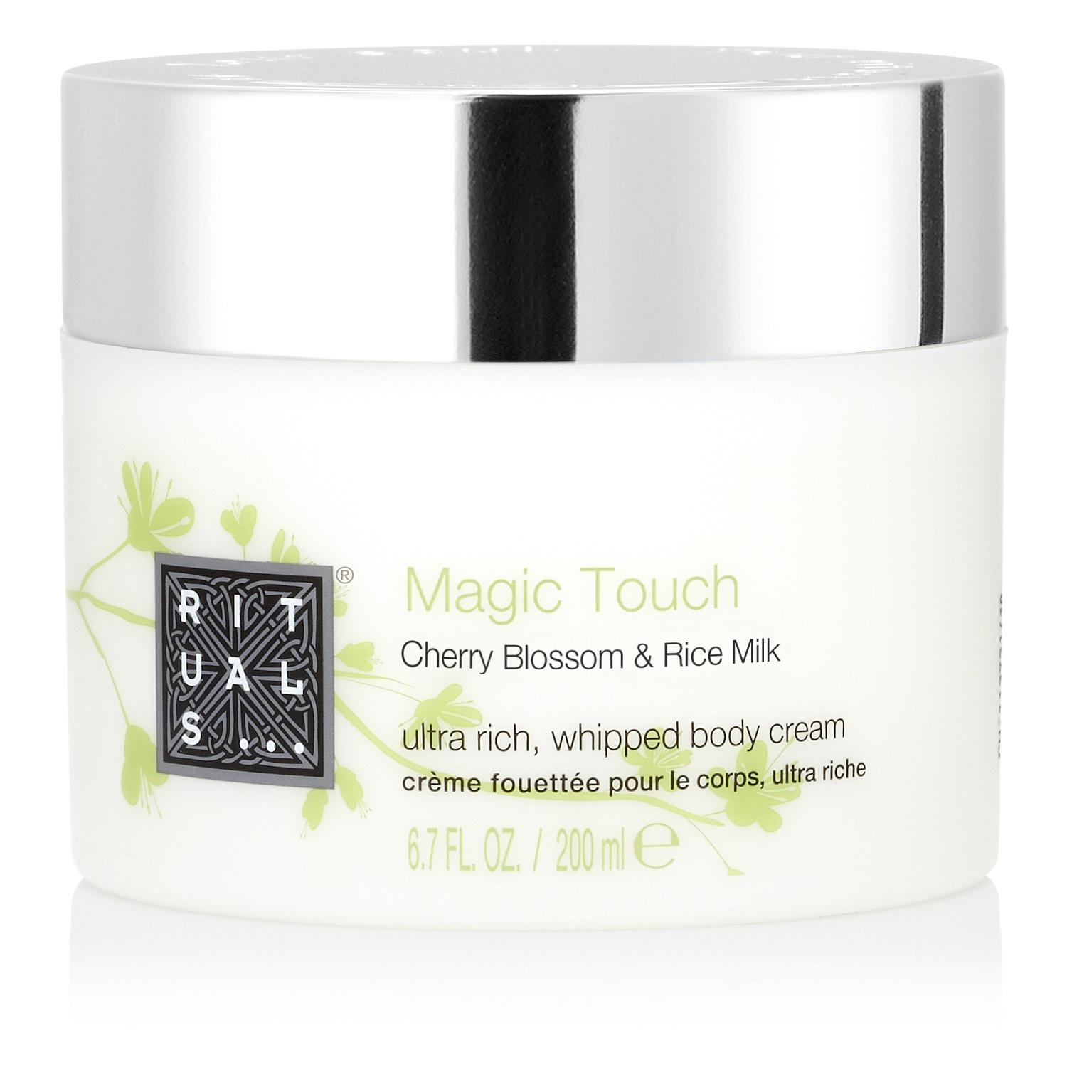 Afbeeldingsresultaat voor rituals body butter magic touch