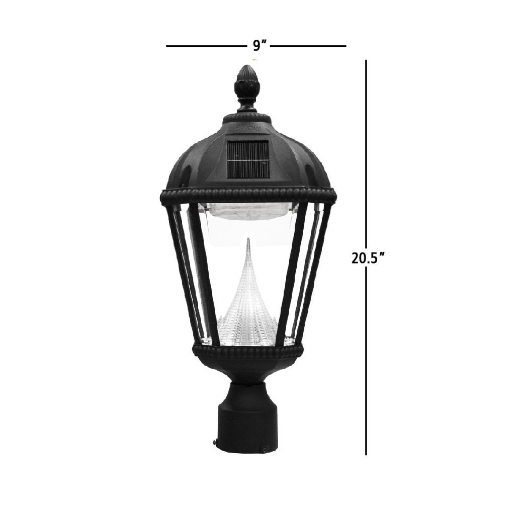Amazon Lights: Amazon.com : Gama Sonic Royal Solar Outdoor LED Light