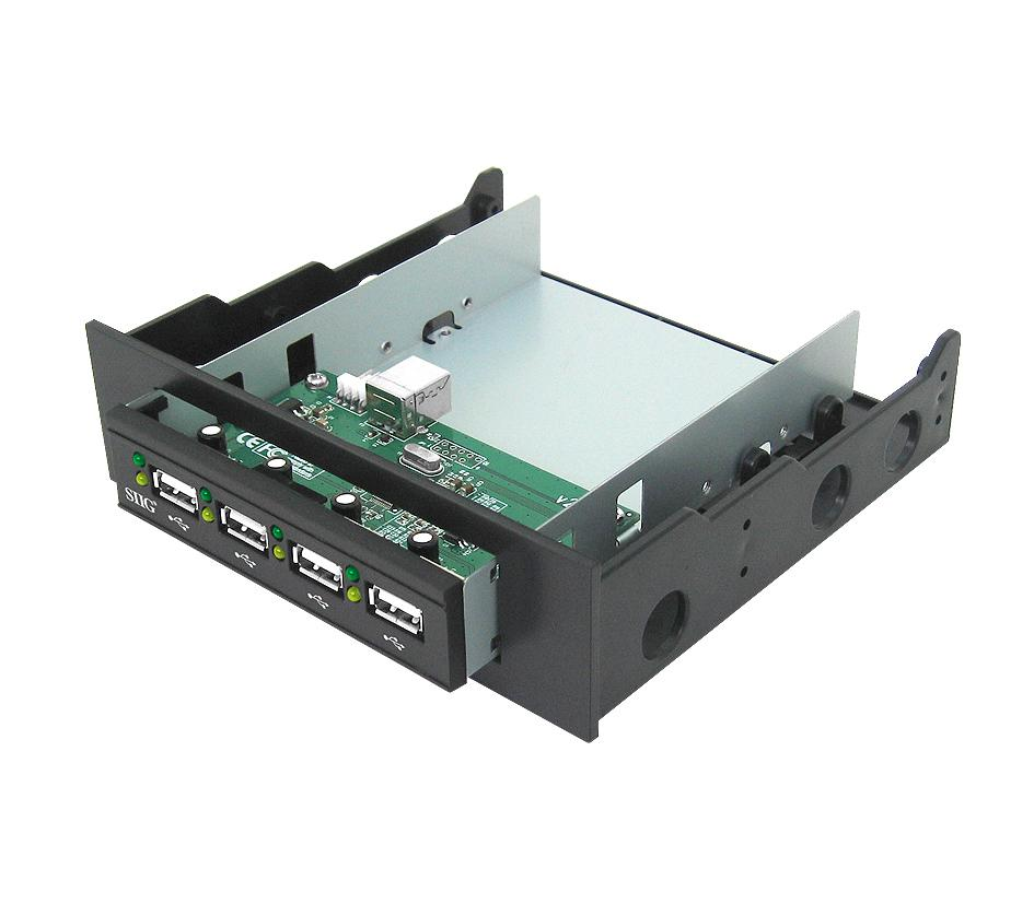 Belkin Hi-Speed USB 2.0 Drive Bay Hub