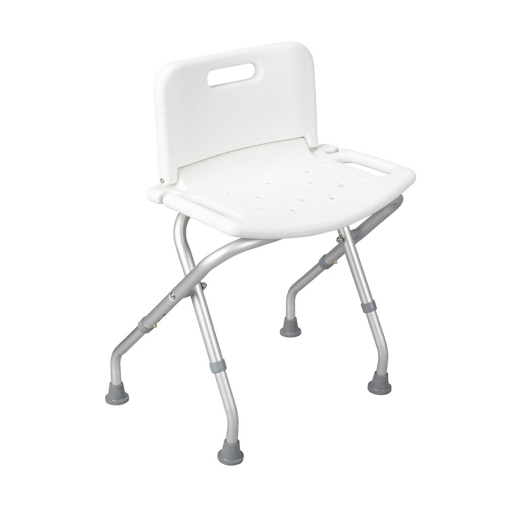 Amazon.com: Drive Medical Folding Bath Bench with Backrest: Health ...