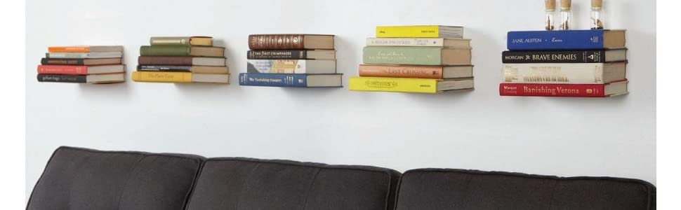 Superior Umbra Conceal Book Shelf Good Ideas