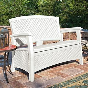 Lovely Browse Coordinating Products From The Suncast ELEMENTS Outdoor Furniture  Collection
