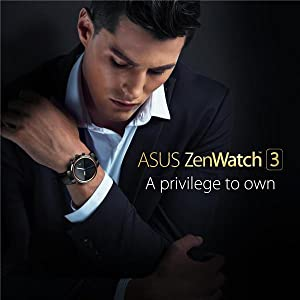 ASUS ZenWatch 3, WI503Q-GL-DB