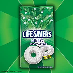 LifeSavers Mints,Wint O Green,Wint-O-Green, Life Savers bulk, lifesavers bulk, mint, wint-o-greenn