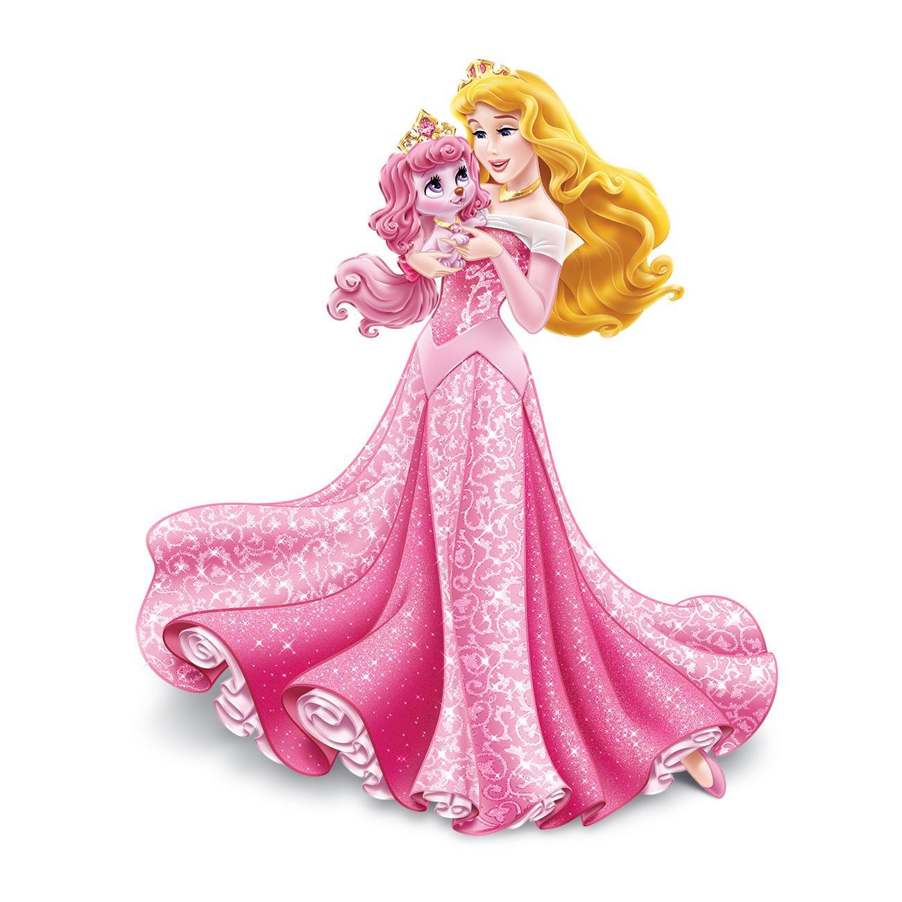 Amazon Disney Princess Palace Pets Furry Tail
