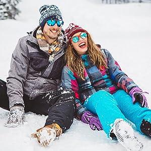 Pantalon de Snow isolé Arctix pour femme