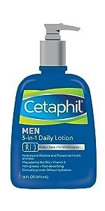 cetaphil mens face wash