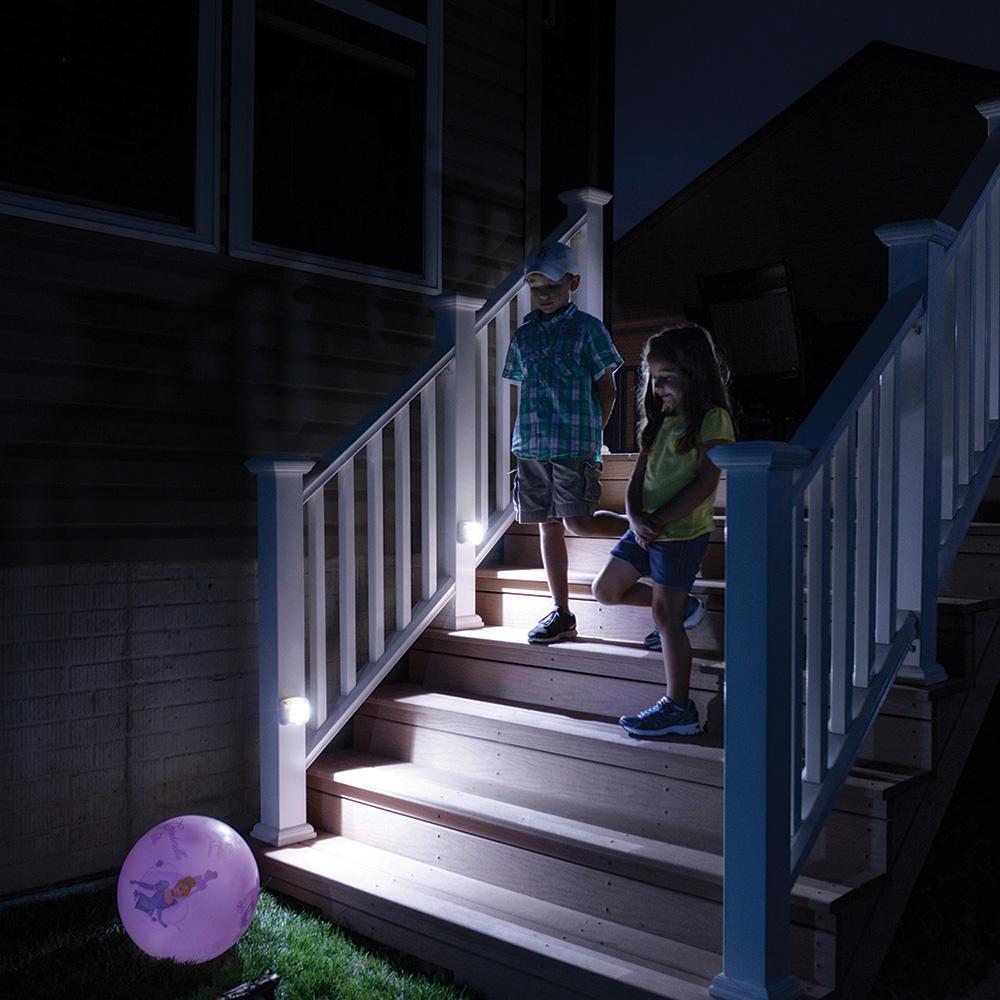 ... Wireless Outdoor Step Light, Automatic Stair Light · View Larger