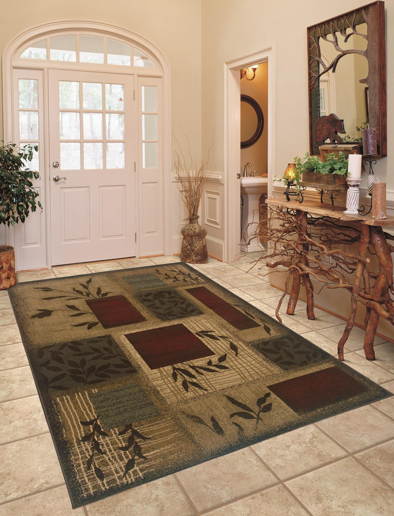 Amazon oriental weavers amelia 260x area rug 8 feet 2 inch view larger dailygadgetfo Choice Image