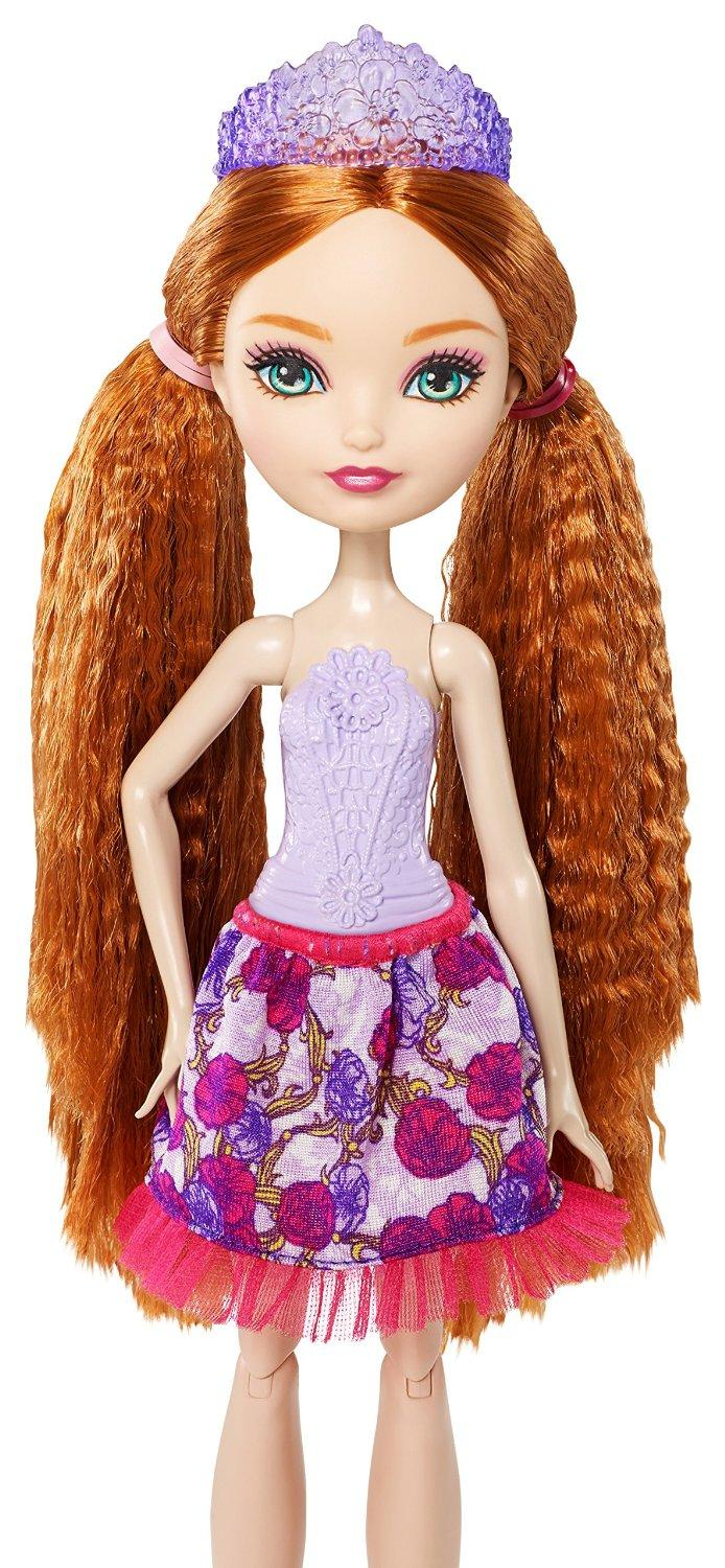 Amazon.com: Ever After High Holly O'Hair Style Doll: Toys