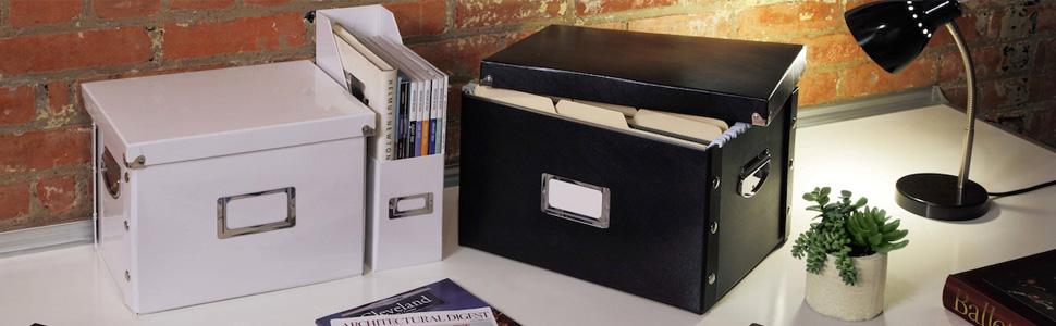 attractive file storage - Hanging File Box