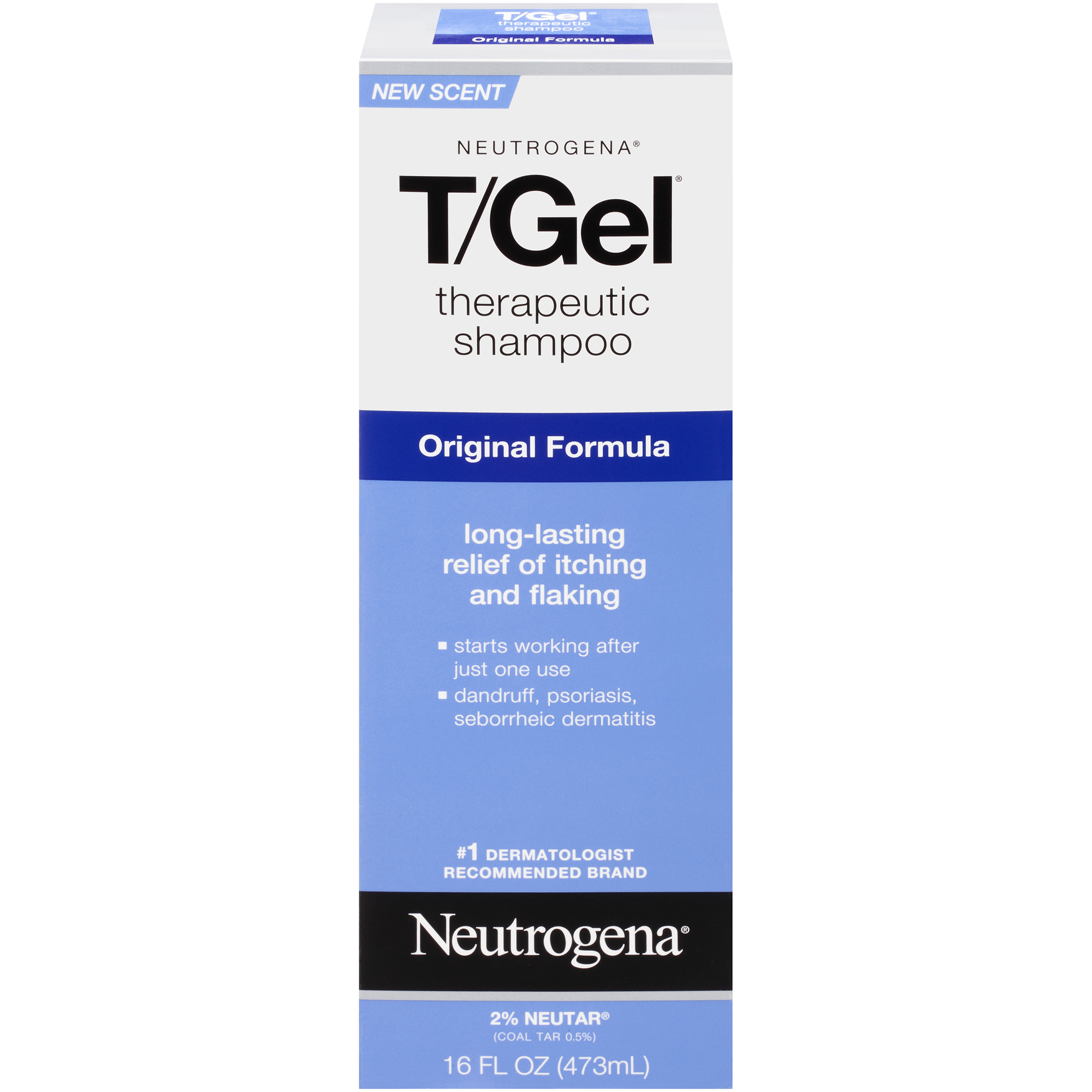 Amazon.com: Neutrogena T/Gel Therapeutic Shampoo Original