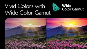 Philips Wide Color Gamut