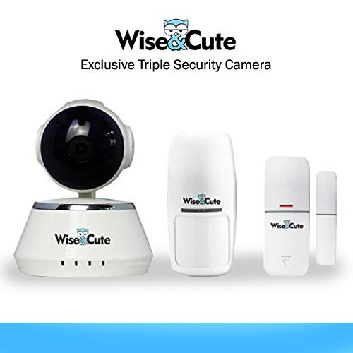 Amazon Com Wise Amp Cute Wsc001 Home Security Camera System