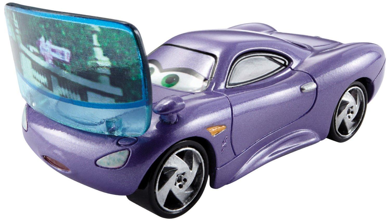 Amazon Com Disney Pixar Cars Allinol Blowout Die Cast Holley
