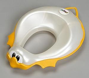 Amazon Com Primo Ducka Toilet Set Reducer White